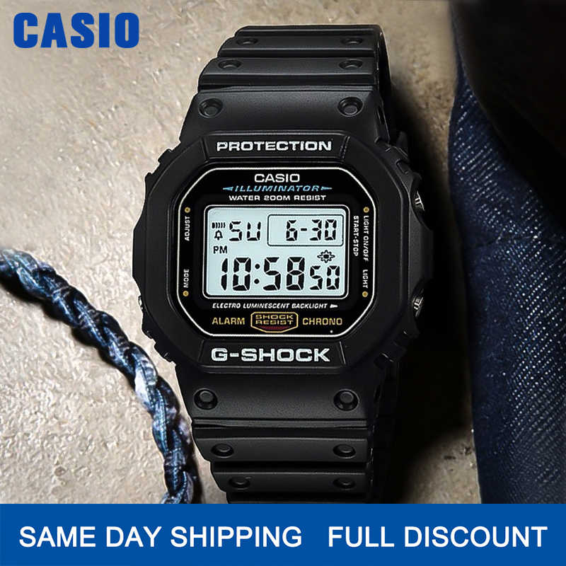 Orologio Casio Best selling g orologio da polso da uomo top brand luxury Limited set militare da immersione orologio da polso digitale g-shock 200m Quarzo impermeabile da uomo solare sport watch relogio masculino GX56