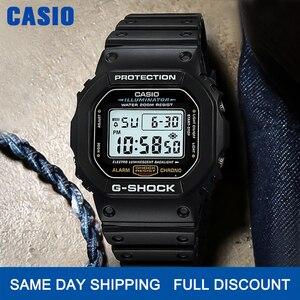 часы casio мужские Лучшие продажи г шок часы лучший бренд класса люкс Ограниченный набор ные военные дайвинг цифровые наручные часы G-Shock 200м Во...