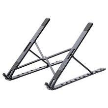 Foldable Aluminum Laptop Stand Desktop Notebook Holder Desk Laptop Stand X Style Adjustable For 7 15 inch Macbook Pro Air