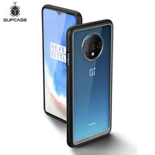 For One Plus 7T Case (2019) SUPCASE UB Style Anti-knock Premium Hybrid Protective TPU Bumper + PC Cover Case For OnePlus 7T(China)