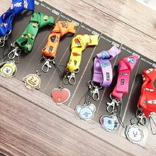 BTS BT21 Phone & Key Strap (7 Models)