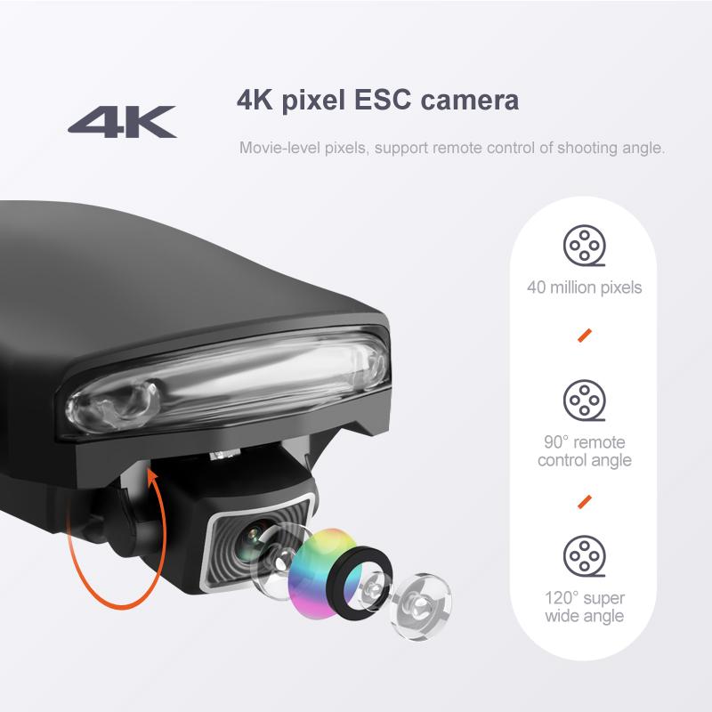 droneselite.com dual focus foldable camera drone