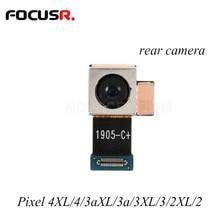 Lưng Phía Sau Module Thay Thế Camera Chính Cáp Mềm Nơ Cho Google Fixel 4 XL 3a XL 2 XL XL điện Thoại Di Động Flex Dây Cáp