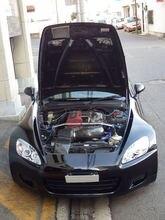 Передняя крышка капота 1999 2009 honda s2000 модифицирующие