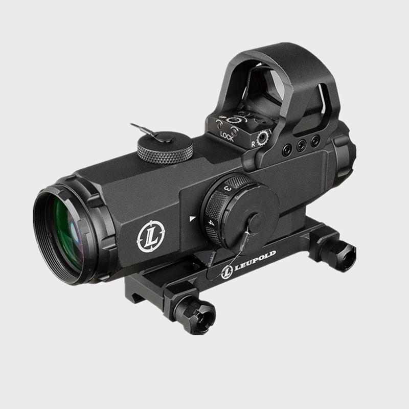 LEUPOLD  HAMR Combination Red Point Holographic Sight 4 Times Sight