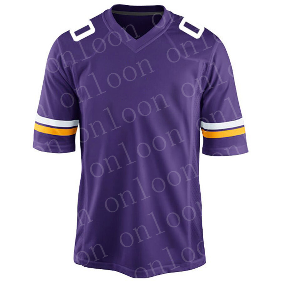 New Youth 2020 American Football Minnesota Sport Fans Wear Adam Thielen Stefon Diggs Randy Moss Dalvin Cook Jerseys