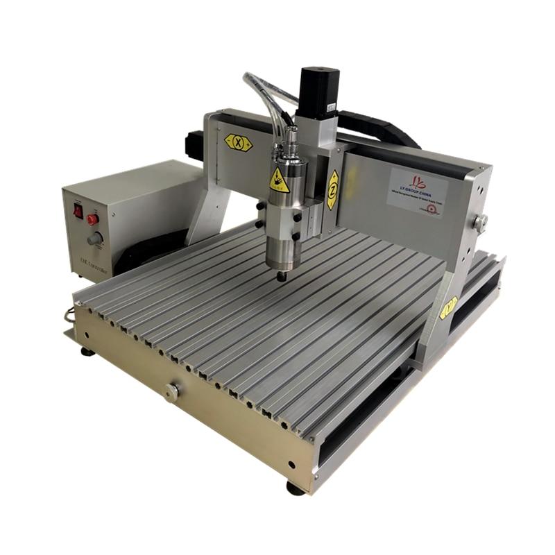 madeira cnc roteador 4 eixo bola parafuso máquina de corte
