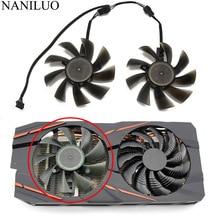цена на 85MM T129215SU DIY Fan 4Pin Cooling Fan For Gigabyte GTX 1050 1060 1070 960 RX 470 480 570 580 Graphics Card Cooler Fan