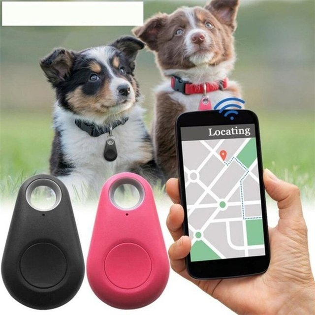 New Smart Wireless 4.0 Key Anti Lost Finder Tracker Car Alarm GPS Locator Wireless Positioning Wallet Pet Key Auto Accessories 3
