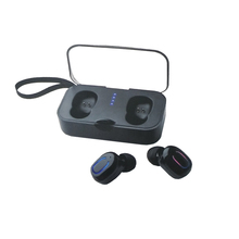 T18S Mini Tws Wireless Bluetooth Earphone 5.0 Stereo In-Ear Sports Earbuds Headset With Charging Box
