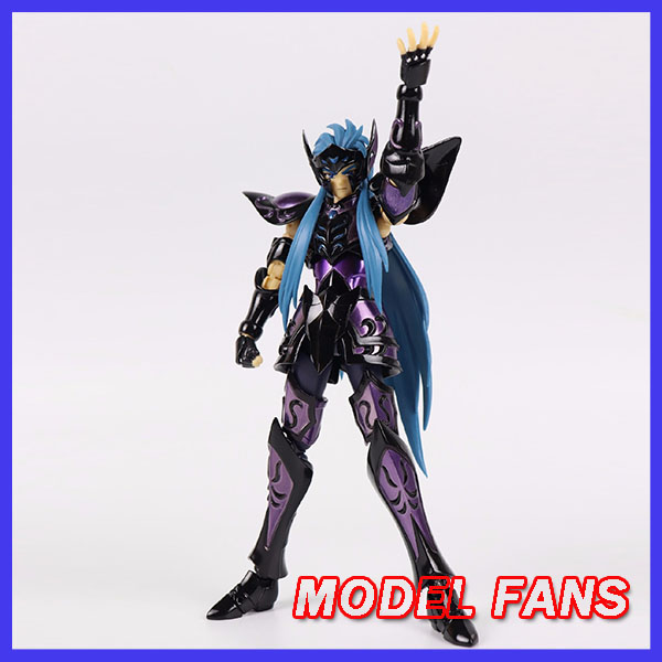 MODEL FANS INSTOCK chuanshen cs <font><b>Saint</b></font> <font><b>Seiya</b></font> Specters gold <font><b>saint</b></font> EX <font><b>Aquarius</b></font> Camus action figure <font><b>Cloth</b></font> <font><b>Myth</b></font> Metal Armor image