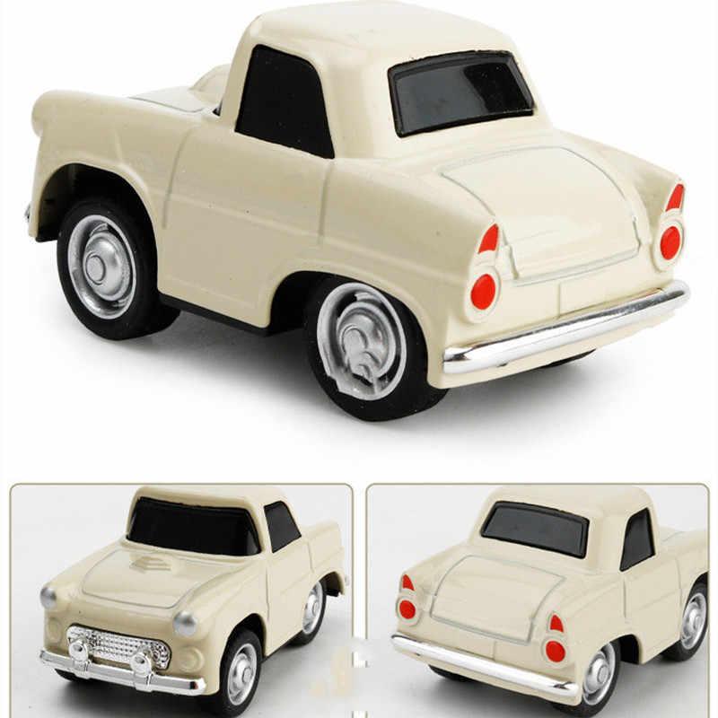 Mini Alloy Diecast Menarik Kembali Model Mobil Mainan untuk Anak Laki-laki Anak Koleksi Kendaraan Kecil Trek Balap Hadiah Simulasi