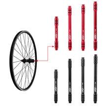 Lixada 12mm do 9mm QR Adapter MTB rower przez oś Hub Quick Release 135mm przód roweru piasta koła Adapter części rowerowe akcesoria