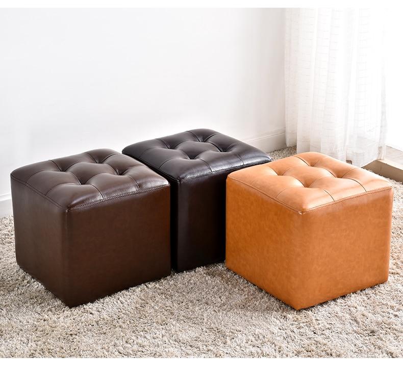 Minimalist Modern Genuine Leather