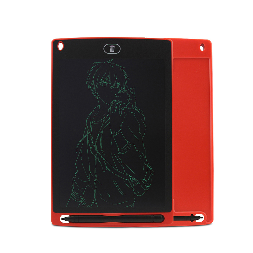 8.5in LCD Electronic Memo For Elderly And Children Write To Communicate Portable Intelligent Blackboard