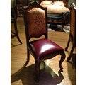 Турецкая мебель, другая домашняя мебель, боковое кресло и кресло для столовой, мебель Silla sin reposabrazos y sillon GH167