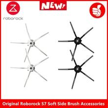 Brand new original Roborock S7 S70 S75 robot vacuum cleaner sweeping robot mop soft rubber side brush accessories