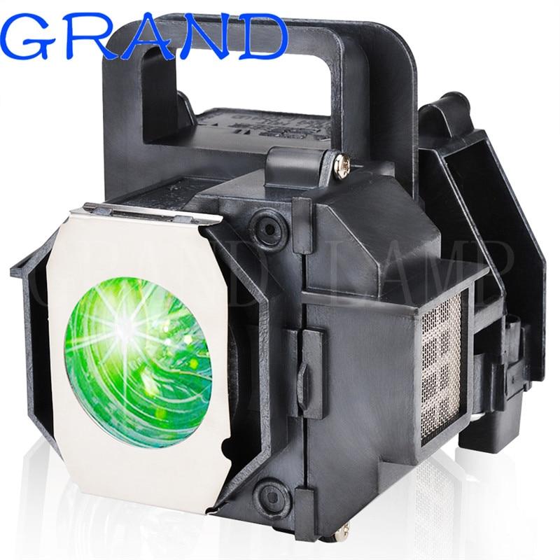 Compatible ELPLP49 V13H010L49 Projector Lamp For Epson EH-TW2800 TW2900 TW3000 TW3200 TW3500 TW3800 TW5000 TW5500  GRAND