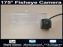 цена на 175 Degree 1080P Fisheye Lens Reverse Parking Car Rear view Camera for KIA K5 K4 2011 2012 2013 2014 Optima Lotze Car Camera