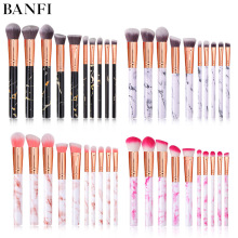 Makeup Brush Blush Brush 10pcs/set  for Cosmetic Powder Foundation Eyeshadow Lip Make up Brushes Set Beauty Tool Dropship 10pcs make up palette set eyeshadow lip gloss foundation powder blusher puff tool