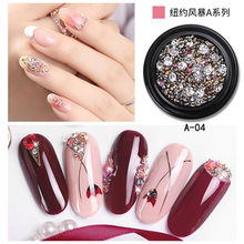 Nails Art Jewelry Nails Drill Black Micro Drill Hybrid Black Boxed Drill Diamond Crystal Sand Manicure For Nails Art Decoration(China)