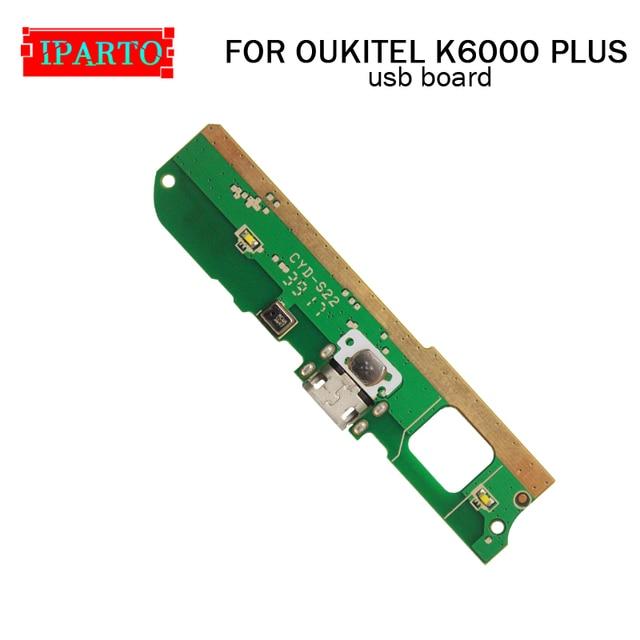 OUKITEL K6000 PLUS carte usb 100% Original nouveau pour prise usb carte de charge accessoires de remplacement pour K6000 PLUS téléphone portable