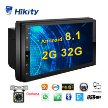 Hikity Android 2Din Autoradio Multimedia lettore MP5 Wifi Autoradio 7 \