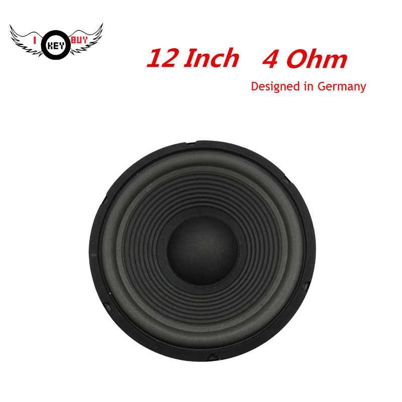 12 Inch Bass Subwoofer 4 Ohm 600W 120 Magnetic 305mm Loudspeaker High Quality High-End Speakers Bubble Gum Edge image