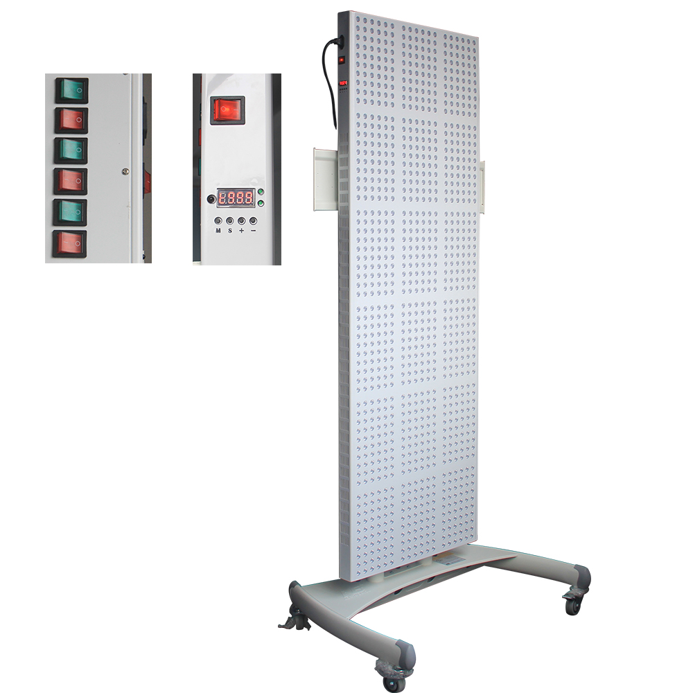 Professional Top 1 New Product 850nm 660nm Led Panel Red Therapy Full Body Red Light Therapy TL2000 For Skin Care Machine