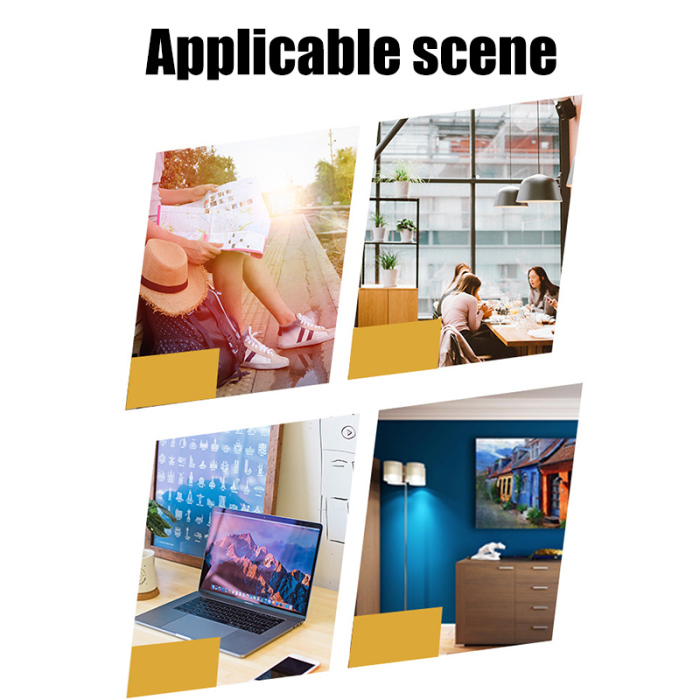 Advertisement - Mobile Phone High Definition 3D ,HD Projection Bracket