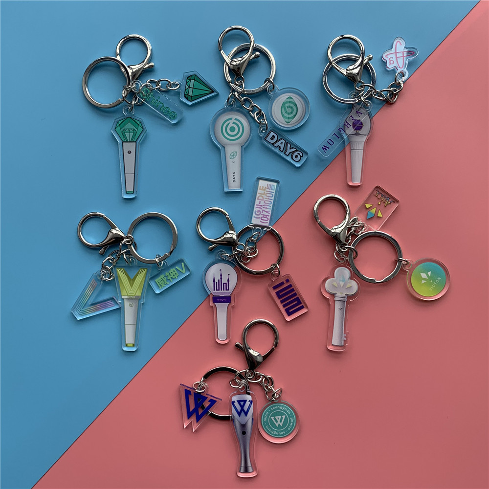 Брелки Shinee DAY6 VICTON, цепочка для ключей, кольцо, подвеска, поклонники Gilfs, оптовая продажа, новинка 2020
