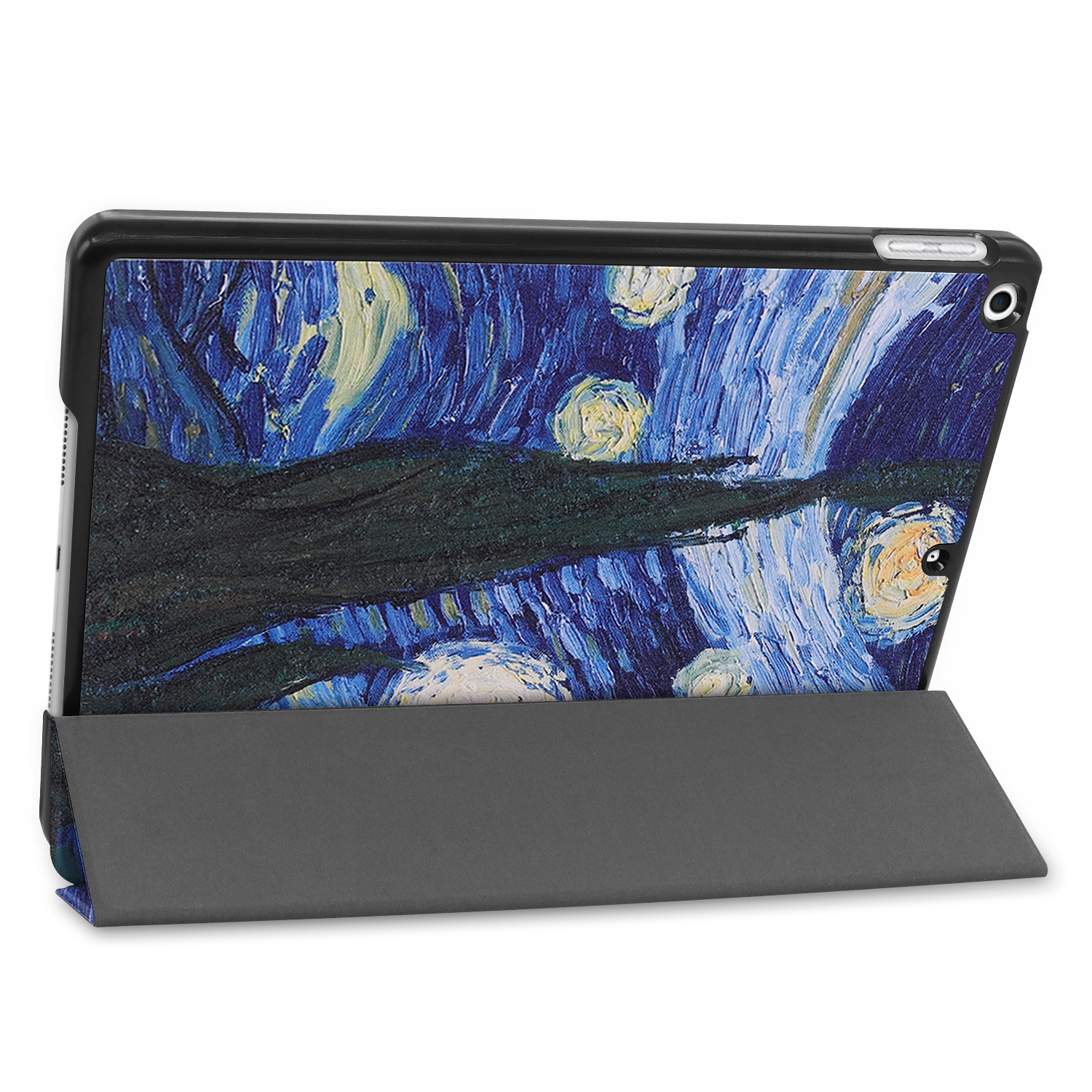 iPad Case iPad/8th/Cas Magnetic 8-8th-Generation Sleep Smart-Cover Apple for A2428/a2429
