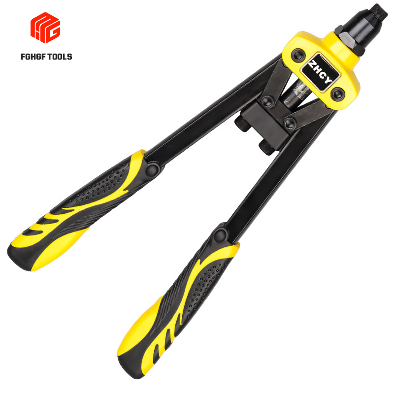FGHGF Industrial-grade Small Rivet Gun Household Hand Riveters Nail Pulling Grab NailPulling Pliers Labor-saving Tool