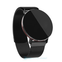 Round Smart Watch Women Men Smartwatch For Android IOS Elect