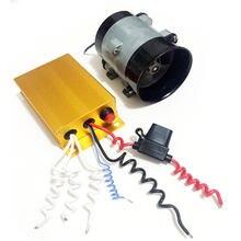 12v 165a автомобиля электрическая турбина Мощность turbo 3000kv