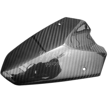 fit for 2014-2017 Z1000 Upper Front Nose Windshield Screen Fairing Cowling Carbon Fiber