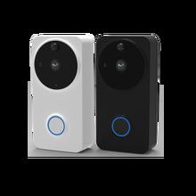 TUYA 1080P Video Doorbell Smart Wireless WiFi Security Door Bell Visual Recording Home Monitor Night Vision Intercom door phone