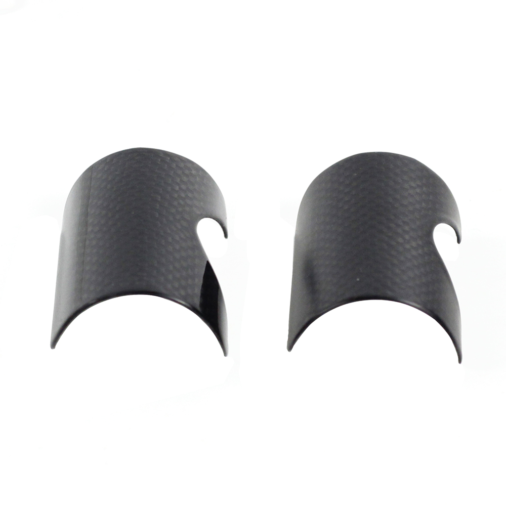 Carbon Bottom Bracket Protect Stay Guard Stickers Frame Protector  for Brompton