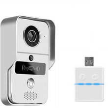 1080P Wireless WIFI Doorbell P2P 150 Degree POE RJ45 Yoosee Video Door Phone