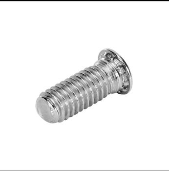 FH-M3 Round Head Studs Self-clinching Stud Blind Rivet Protruding Clinch Screw Sheet Metal Cabinet Screws Rivets PC PEM Standard image