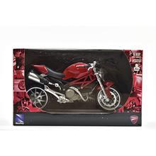 Bikes E1:12 Stdo. Motocross/road toy