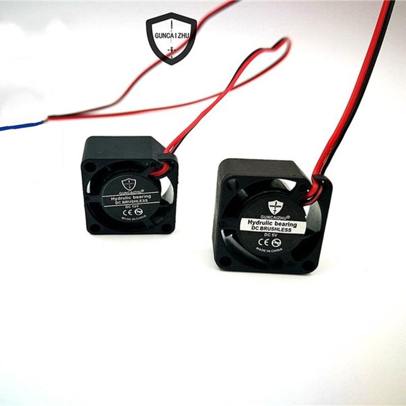 2010 5V 12V 20MM 2cm Fan 20x20x10 Mm Mini Cooling Fan 19000RPM Mini Laptop Fan