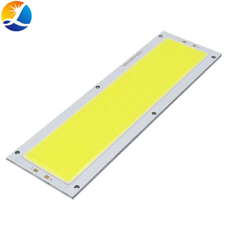 1000LM 10W 12V COB LED Light Bulb Red Blue Warm Natural Cold White Color 12CM LED Strip Panel Module Light Emitting Diode