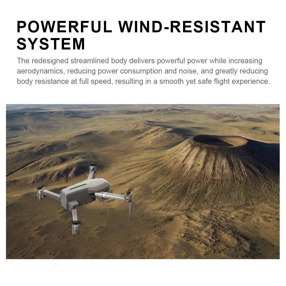 L109 S Drone RC quadrirotor 4K HD caméra 5G WiFi GPS Drones avec une clé retour Altitude tenir 800m WiFi Image Distance dron jouets - 3