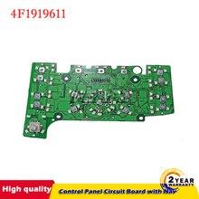 2G Mmi Multimedia Interface Bedieningspaneel Printplaat Met Nav Voor Audi A6 Quattro C6 S6 Q7 4F1919611 4F1919610 4L0919610