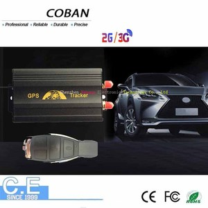 Image 1 - 3G COBAN GPS103B GSM/GPRS/GPS Auto Vehicle TK103B Car  Tracker Tracking Device with Remote Control Anti theft Car Alarm System