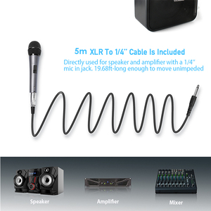 Image 5 - MAONO K04 ProfessionalไมโครโฟนแบบไดนามิกCardioid Vocal Wired MIC XLRสายเคเบิลPlug And PlayไมโครโฟนสำหรับคาราโอเกะKTV