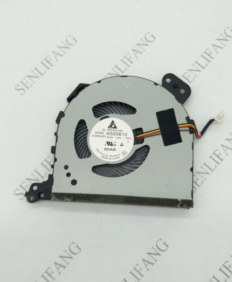 For Delta Electronics DC28000DBD0 NS85B10 -16k23 17M13 DC 05V 0.50A 4-wire Server Laptop Cooler Fan