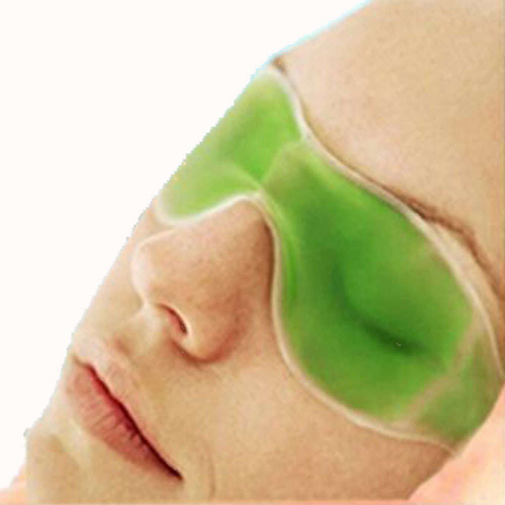 Care-Tools Eye-Shield Cold-Sleeping-Eye-Mask Ice-Compress-Gel Cooling-Relaxation Dark-Circle title=