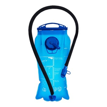 2L Water Reservoir Upgraded Leakproof Water Drinking Restoring Bladder Hydration Pack Replacement Valve Climbing Cycling Running osprey питьевая система hydraulics 2l reservoir